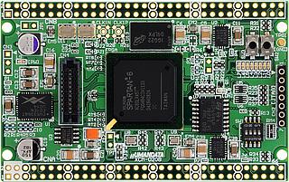 Spartan-6 LXT FGG484 FPGA Board